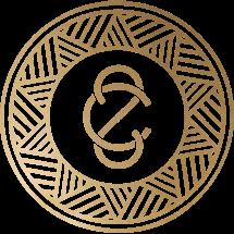 Sugar Cane foiled logo